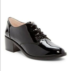 Louise et Cie Patent Leather Oxfords